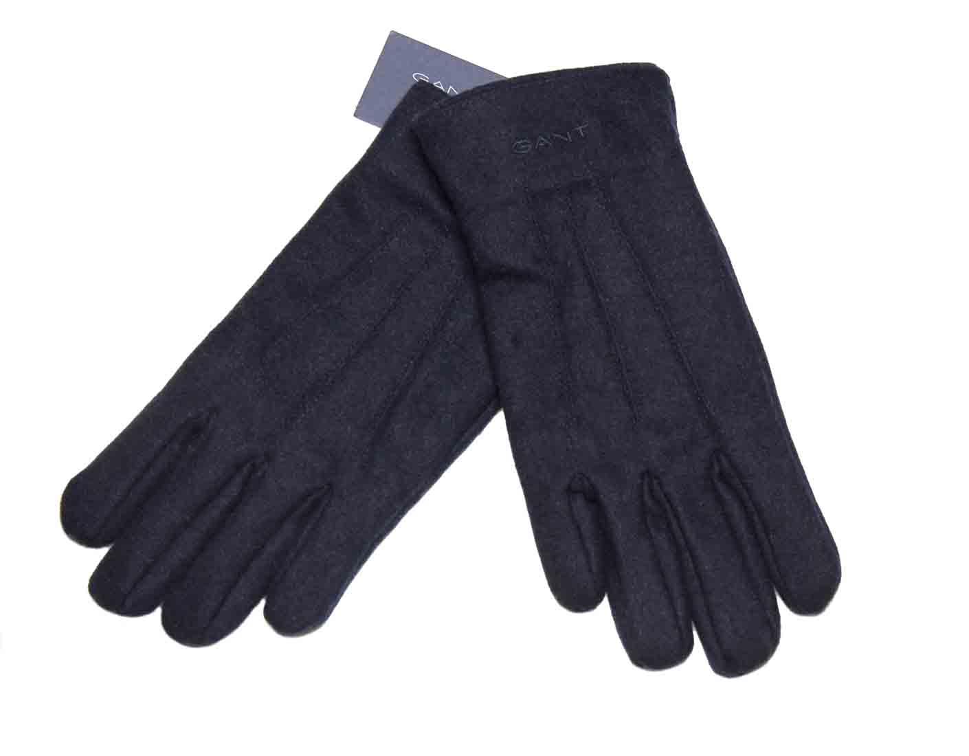 Gant Winter Gloves Wool Blend Men's Size Medium